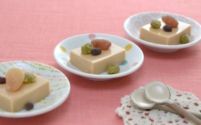 きな粉豆腐