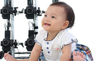 赤ちゃんの姿を永久保存!3Dフォトでフィギュアデビュー