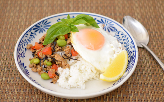サッと使える便利なひき肉で時短キッチン!