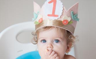 1歳の誕生日・ファーストバースディ