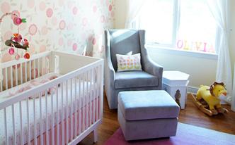 のぞいちゃおう♪おしゃれ便利な赤ちゃん部屋。アメリカのアイデア集