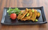 鶏とかぼちゃのカレーソテー